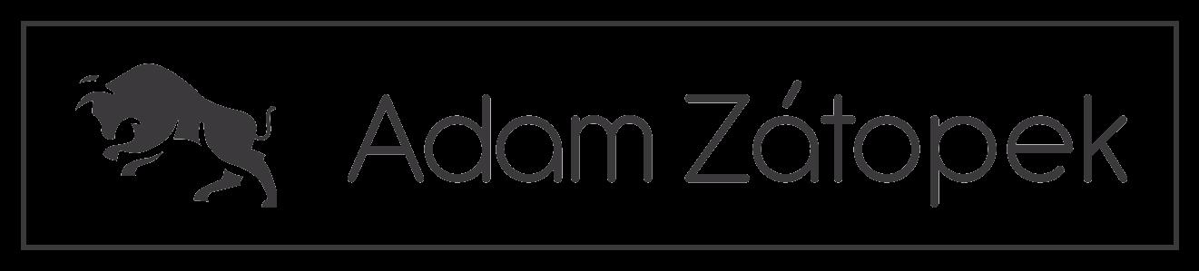 Logo Adam Zátopek